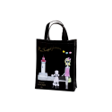 BEAUTE LADUREE LE SAC GRAND MODELE - TROPEZIENNE NOIR