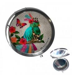 LAISSEZ LUCIE FAIRE - Miroir clapet Ketzako - diametre 7cm