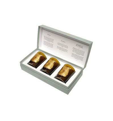 CIRE TRUDON COFFRET ODEURS ROYALES 3 X 100G