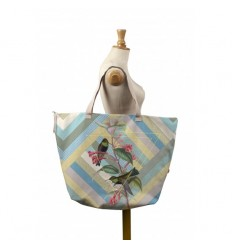 BONJOUR MON COUSSIN Sac week-end NECTAR 65*57