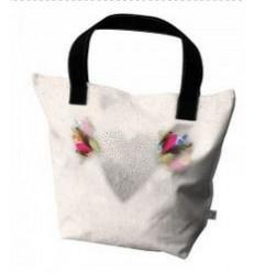 Laissez lucie faire  - Big Tote Bag Coeur