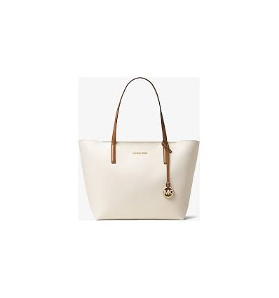 MICHAEL KORS Hayley Large Coated Canvas Tote