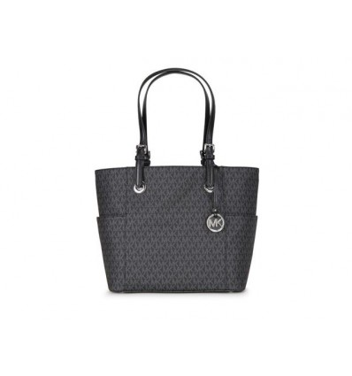 MICHAEL KORS Jet Set Travel Small Logo Tote