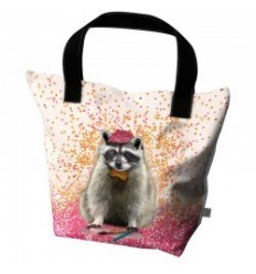 LAISSEZ LUCIE FAIRE Big Tote Bag Raton