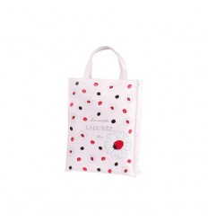 BEAUTE LADUREE LE SAC GRAND MODELE - COCCINELLES ROSE