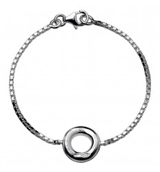 CHRISTOFLE COLLECTION 925 - BRACELET GOURMETTE T1