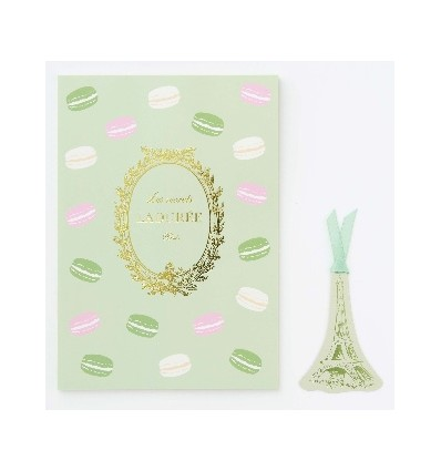 Notebook A5 LADUREE // Macaron