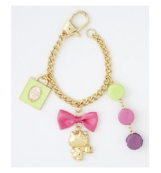 Bag charm with box Hello Kitty x Laduree