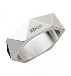 KENZO FOLDS - BAGUE ARGENTE T52